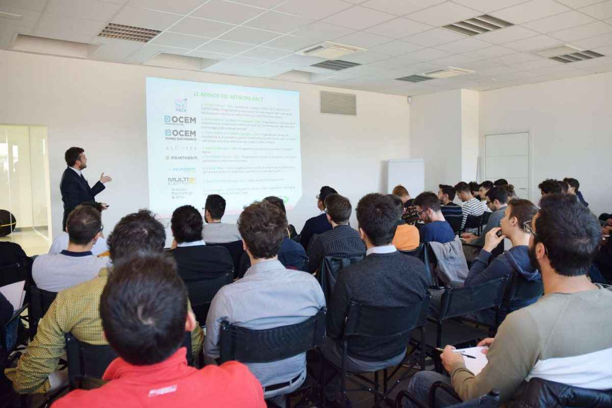 A&CT shares values, expertise at in-house workshop for local engineering students
