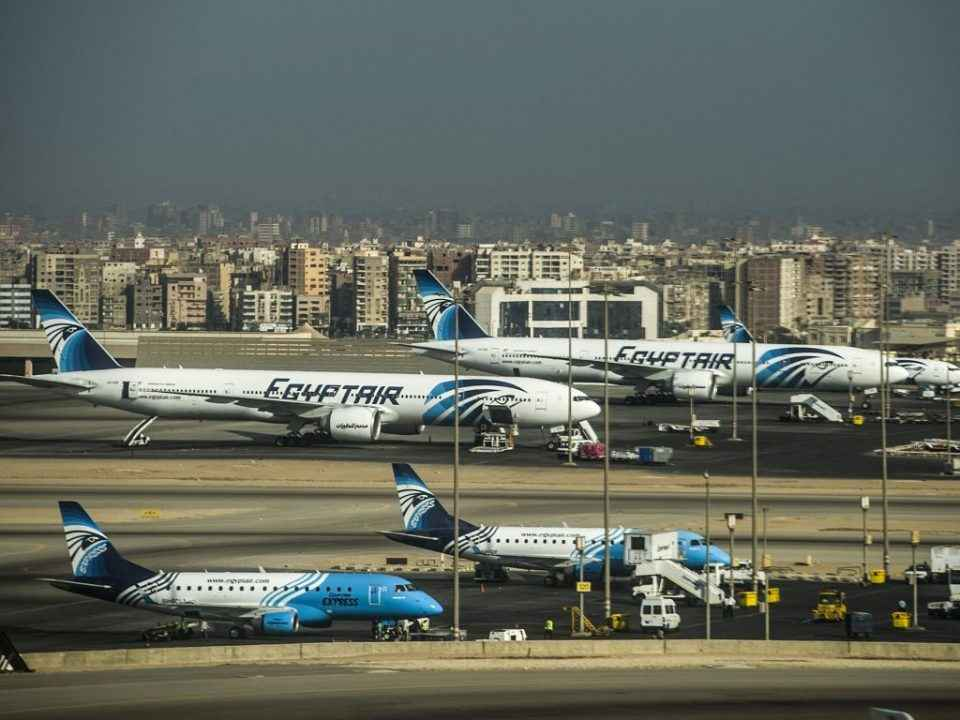 CAIRO Airport shimmers thanks to OCEM Airfield Technology