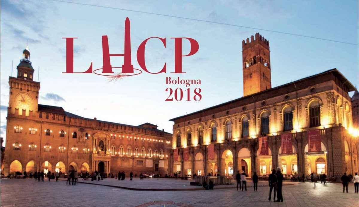 OCEM to co-sponsor LHCP 2018 (June 4 to 9, Bologna)