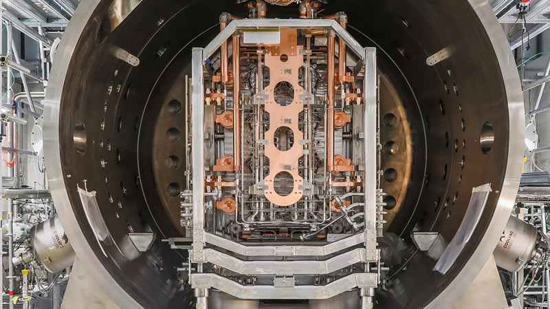 Historic fusion energy experiment now live at ITER test facility in Padua